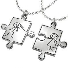 Puzzle s postavičkami pro dva!
