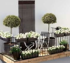 balcones decoracion - Buscar con Google