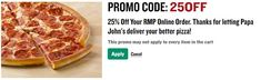 Papa John's promo code off Papa Johns Promo Codes, Good Pizza, Adulting, Life Hacks, Clever, Coding, Future, Ideas, Food