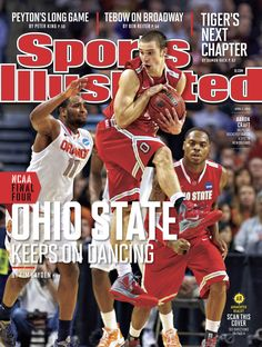 oh, hey there aaron craft! just on the cover of sports illustrated this week!