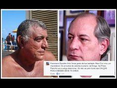Coronel da PM detona Ciro Gomes os arroubos de valentia é próprio da dro...