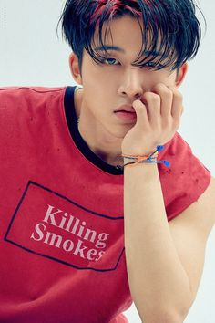 Image discovered by Find images and videos about boy, kpop and model on We Heart It - the app to get lost in what you love. Kim Hanbin Ikon, Ikon Kpop, Chanwoo Ikon, Yg Groups, K Pop, Park Hyun Sik, Bobby, Ikon News, Rapper