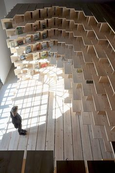 Acurated library addressing the notions of home and dwelling Commissioner Matevž Čelik, director of MAO, appointed as curators for the presentation in Arsenale the internationally acclaimed architects and educatorsAljoša Dekleva...