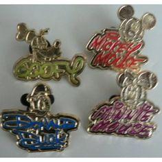 Disney Trading Pin Gold Characters Signature SET need minnie Disney Fun, Disney Style, Disney Trips, Disney Magic, Disneyland World, Disneyland Pins, Disney Pins Sets, Disney Trading Pins, Disney World Merchandise