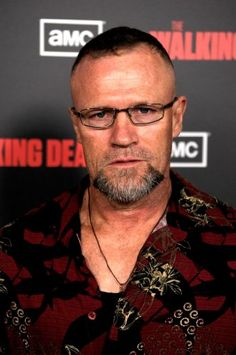 Michael Rooker at an event for The Walking Dead (2010)