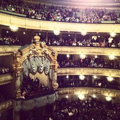 Мариинский театр / Mariinsky Theatre à Санкт-Петербург opéra- ballet