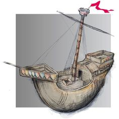 A timber vessel believed to be one of Henry V's great ships is found buried in mud in a river in southern England.