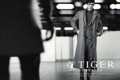 #Tiger of #Sweden 2014 Fall/Winter #ad with Adrien Sahores