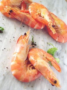 This is a such a fresh easy and healthy dish to make! Garlic, lime and coriander add a zing to these delicious crustaceans. Perfect with some crusty bread to mop up the juices.