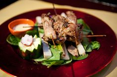 Havana Central Restaurant and Bar -  skewers, no recipe