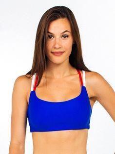 be83436faf Love this Patriotic Love this Patriotic sports bra ♥ Cute Sports Bra
