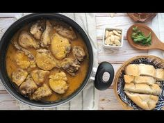 Pollo a la andaluza - Y hoy qué comemos Spanish Kitchen, Spanish Food, Easy Weekday Meals, Other Recipes, I Foods, Chicken Recipes, Food And Drink, Pork, Yummy Food