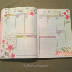 My first one was in a $5 Happiness Notebook. It was perfect and I loved the…