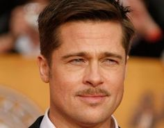 25 Brad Pitt Haircut Ideas that Are Easy to Pull-Off Classic Hairstyles, Down Hairstyles, Brad Pitt Short Hair, Cabelo Do Brad Pitt, Brad Pitt Haarschnitt, Brad Pitt Fury Haircut, Fight Club Brad Pitt, Pompadour Style, Undercut Styles