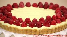 recipe image no bake lemon mascarpone pie
