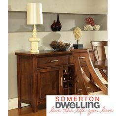 Somerton Dwelling Gatsby Dining Server | Overstock.com Shopping - Big Discounts on Somerton Dwelling Buffets