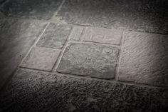 Landelijke Vloer Van Castle Stones....