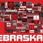 Oh Draplin! A man after this Nebraska girl's heart! DDC5654: Nebraska, were unleashing our Nebraska Nonstop poster in Omaha today! Check this bad boy, you cornhuskers: