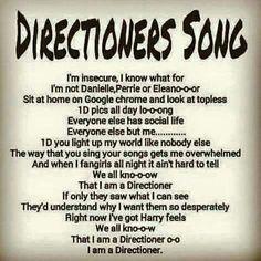 O - o I'm a directioner!!! ❤️❤️