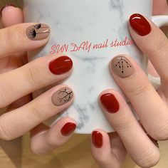 Hair And Nails, Manicure, Make Up, Beauty, Finger Nails, Black Nails, Short Nails, Nail Studio, Manicure Ideas