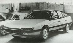 OG | 1989 Citroën XM | Prototype dated 1988