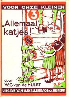 Allemaal katjes door W.G. van de Hulst.