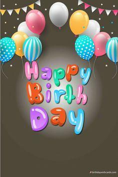 Birthday Wish Cards Happy Birthday Greetings Friends, Birthday Wishes Flowers, Happy Birthday Kids, Happy Birthday Wishes Images, Happy Birthday Wishes Quotes, Happy Birthday Celebration, Happy Birthday Beautiful, Happy Birthday Pictures, Funny Birthday
