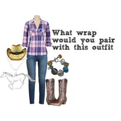 Facebook Game: Outfit Match by maggie-avon-lady on Polyvore featuring Paige Denim, Ariat, Mars and Valentine and ASPCA