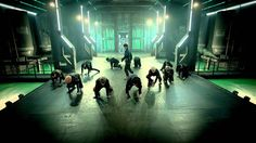 B.A.P(비에이피) - POWER M/V - One of my favorite B.A.P songs!
