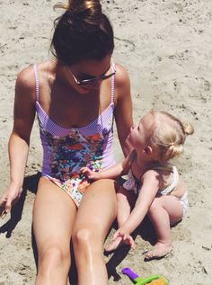 Aww Emily it's you and my daughter ♥ ♥ because you'll be like my childrens aunt!