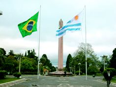 Rivera, Uruguay and Santana do Livramento, Brazil border