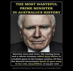 John Howard #auspol
