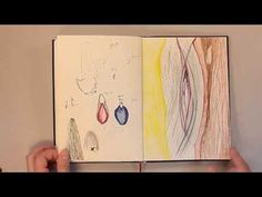 Ewelina Kaliszczuk - szkicownik - YouTube