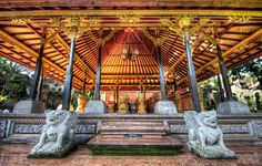 Golden Temple. #Bali #HDR #JCraxton
