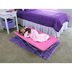 Regalo Pink My Cot Portable Travel Bed - Overstock™ Shopping - The Best Prices on Regalo Travel Beds