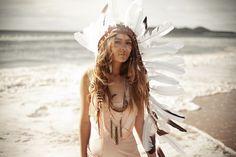 Modern Day Native American Headdress