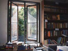 Sappho Book Cafe ~ Glebe