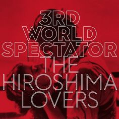 3rd World Spectator Promo Material (Album Covers) by Peter Crafford, via Behance