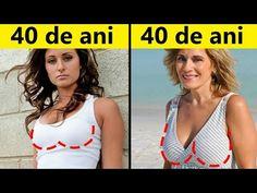9 motive pentru care unele femei la 40 de ani arata ca fetitele, iar altele ca bunicile | Eu stiu TV - YouTube Bra, Sports, Youtube, Fashion, Plant, Hs Sports, Moda, Fashion Styles, Bra Tops