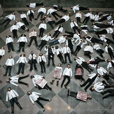 """@Bipartisanism: Harvard Med Students had a Die-In! #blacklivesmatter #mikebrown #ICantBreathe "" - via Michelle McCormick ‏@TexMex817"
