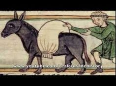 Image result for transport of the middle ages