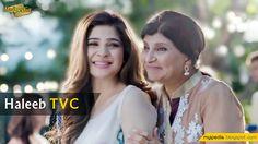 Ayesha Omar in Haleeb – Rishtay Banaye Garhay TVC 2016