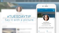 Tuesday Tip: How to Make Your Comments More Visual on #LinkedIn