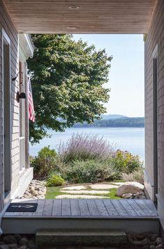 East Coast Beach House #EastCoast #BeachHouse #BeachCottage Matthew Cunningham Landscape Design LLC