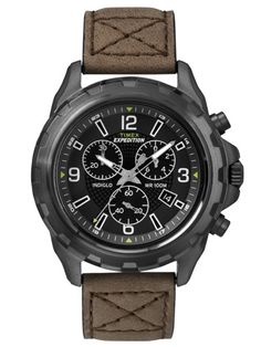 TIMEX EXPEDITION RUGGED CHRONO | T49986