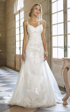 Straps For Wedding Dress For Sale