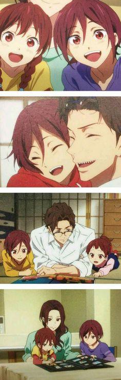 Rin Matsuoka / Free! / #anime