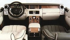 Interior Concept for the MkIII
