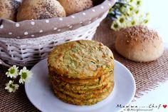 La farifrittata con verdure è una frittata preparata con la farina di ceci al posto delle uova. E' buona, facile e veloce da preparare.