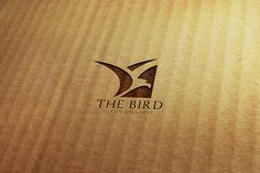 The Bird Logo by GladicMonster on Creative Market